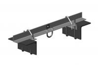 Промежуточные узлы крепления УП(2)